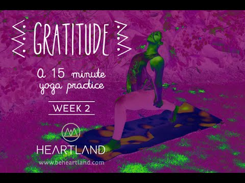 yoga for the grateful spirit goddess a 15minute sequence