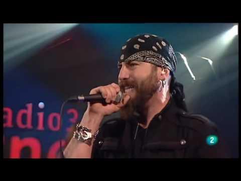 Dark Moor - Cancion del Pirata (Live Radio 3)