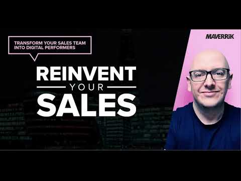 Reinvent Your Sales: Transform your sales team into digital performers