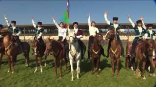 أذربيجان تشتهر بأقدم أنواع خيول كراباغ