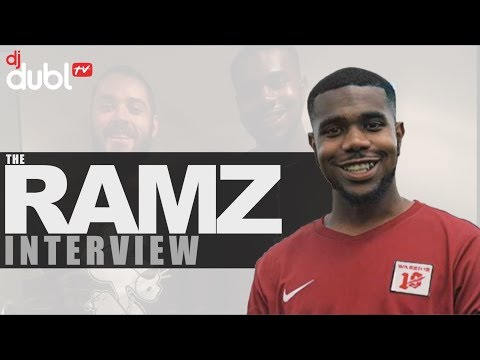 Ramz Interview - How he deals with criticism, Barking goes Platinum, afraid of being one hit wonder?