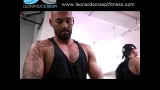 Healthy lifestyle coach leonardo crespi fit
