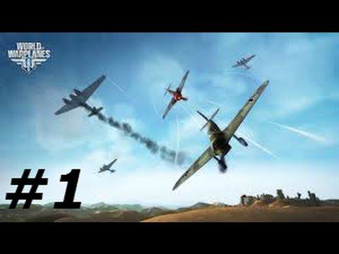 World Of Warplanes #1 (Пёрл Харбор)