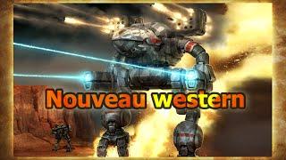 Mechwarrior Online short - Nouveau western (MadCat Brawl)