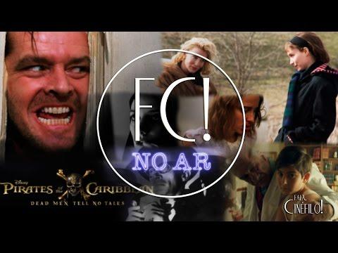 """FC! No Ar – """"O Iluminado"""" ao ar livre em SP, cinema grego e 2 dicas de filmes para ver em casa"""