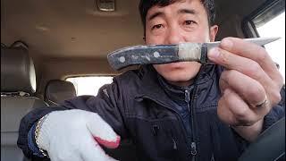 [핑크대디TV]극한직업 전기공사-전공칼 만들기 2탄-H…
