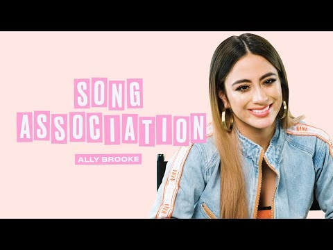 Ally Brooke Sings Lady Gaga, Rihanna, and More in a Game of Song Association | ELLE