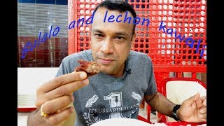 Indian loves BULALO and LECHON KAWALI, awesome foods,
