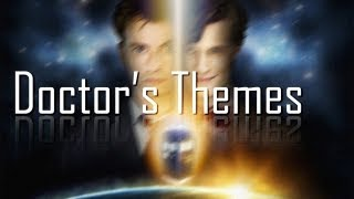 Repeat youtube video Doctor Who - Matt Smith's theme meets David Tennant's