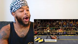 WWE Top 10 NXT Moments: Nov. 6, 2019 | Reaction