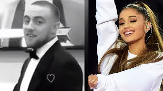 Ariana Grande Shares Heartfelt Mac Miller Tribute and Announces RETURN To TOUR!