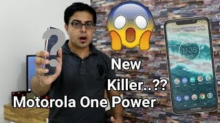 Motorola One Power Launched I New Killer  ?? I Hindi