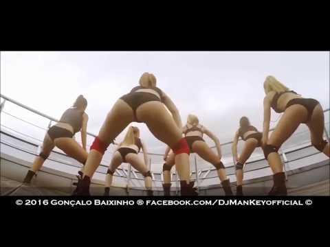 Dj-Mankey Mix @ Kuduro & Afro Latin House 2017 Portugal Brasil Funk