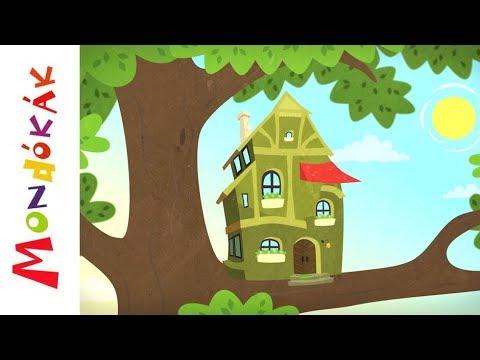 Egyedem  | Gyerekdalok és mondókák, rajzfilm gyerekeknek thumbnail