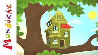 Egyedem | Gyerekdalok és mondókák, rajzfilm gyerekeknek