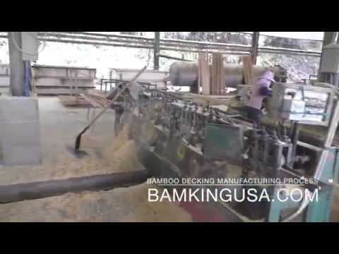 Bamboo Decking