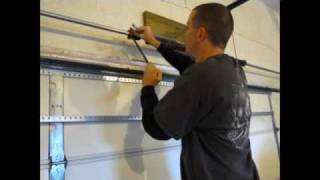 How To Install Garage Door Torsion Springs Part 1