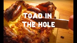 How To Make Toad In The Hole