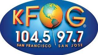 KFOG 104.5 San Francisco - Format Flip From Beautiful Music to Rock - Dave Morey Sept. 16 1982
