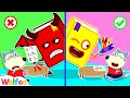No No Wolfoo! Stay Away From the Bad Book - Educational Video for Kids   Wolfoo Channel Kids Cartoon