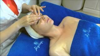 Скульптурное моделирование овала лица в SPA FREESTYLE Киев(SPA салон Freestyle: гидромассаж, масаж антицеллюлитный, общий, спортивный, релакс, тайский, гавайский. 3 массажных..., 2015-02-22T17:57:40.000Z)