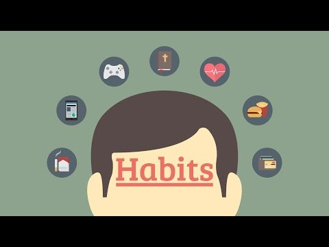 "God's Plan for Dealing With Habits - A ""Habits"" Series Sermon"