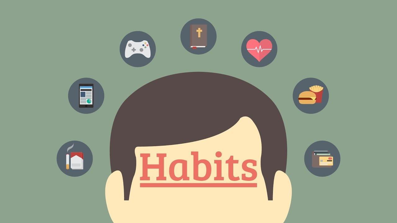 Habit  >> God S Plan For Dealing With Habits A Habits Series Sermon Youtube