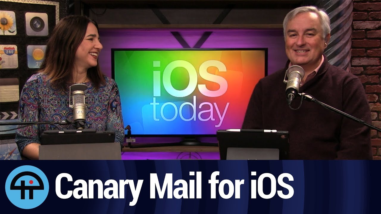 Best PGP Email for iOS