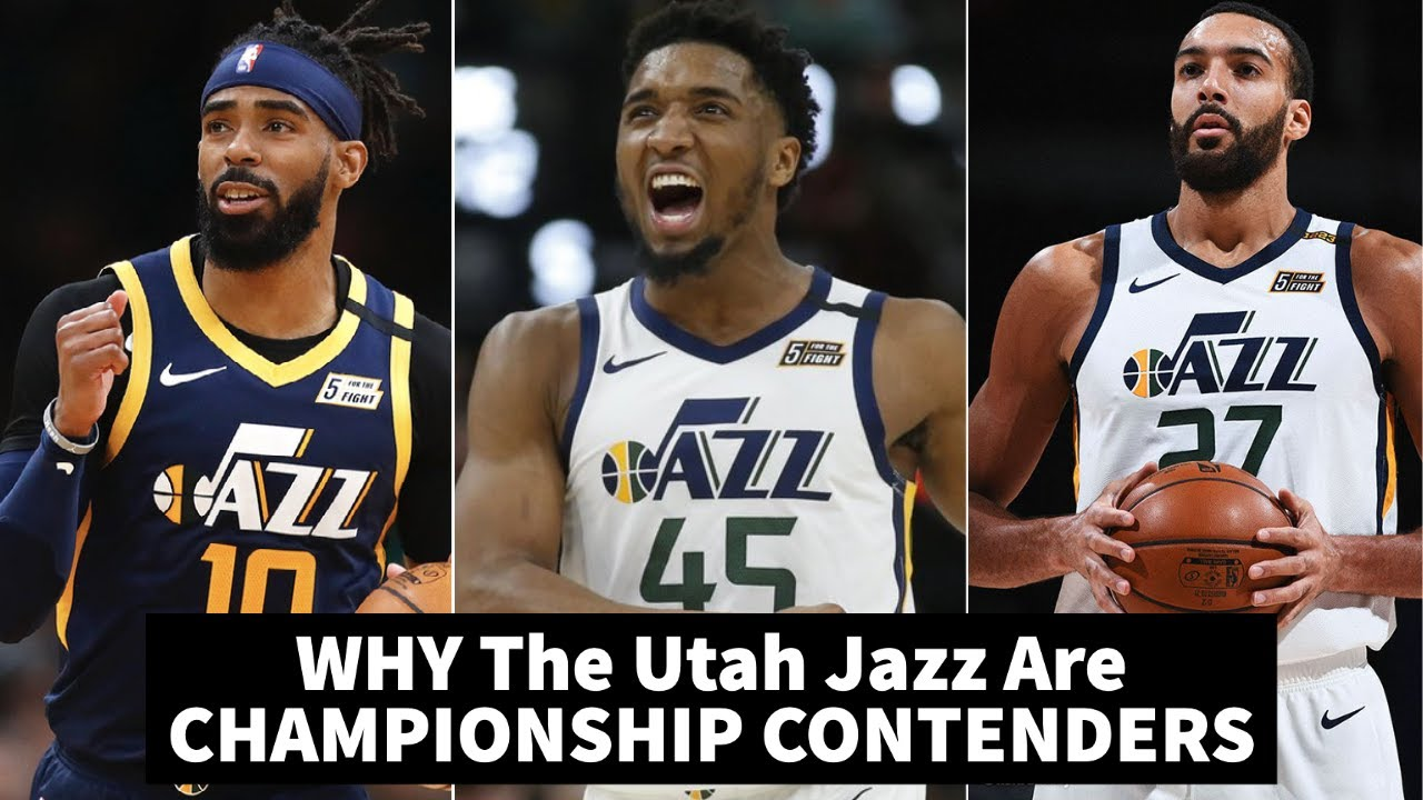The Utah Jazz deserve respect as a championship contender