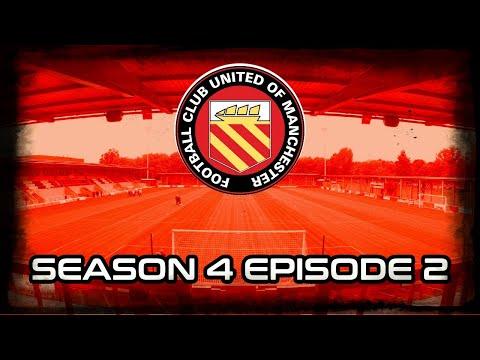 FM21 | FC United | S04E02 | Fleetwood Flops | Football manager 2021 |