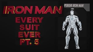 Iron Patriot, Superior Iron Man - Every Suit Ever Part 5