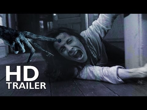 Insidious 5: Death's Lair Trailer (2019) - Horror Movie | FANMADE HD