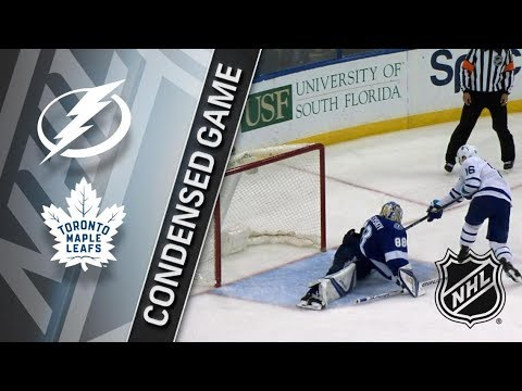 Toronto Maple Leafs vs Tampa Bay Lightning – Feb. 26, 2018 | Game Highlights | NHL 2017/18. Обзор