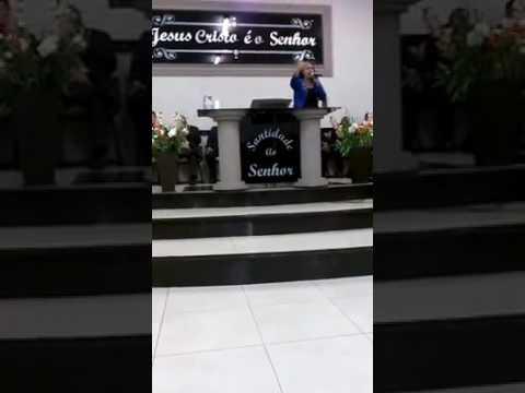 Ana Paula Albuquerque Assembléia de Deus em Gaúcha PR