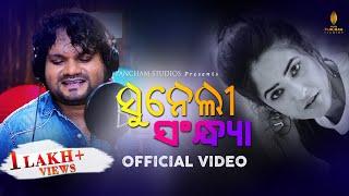Suneli Sandhya | Humane Sagar | Odia Romantic Song | Abhiram | Karunakara | Pancham Studios