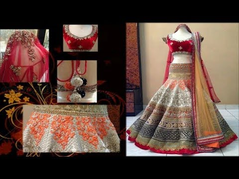 Bridal Lehenga Choli Buy From Factory - For Boutique Business