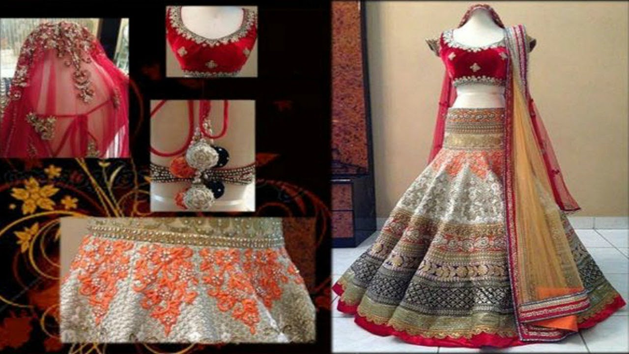 75e782a455 Bridal Lehenga Choli Buy From Factory - For Boutique Business - YouTube