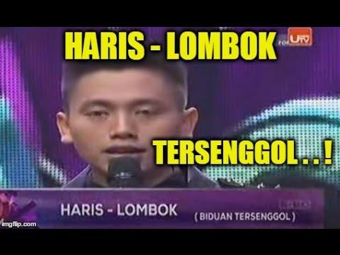 Haris Lombok Yang Tersenggol D'Academy 3 Konser Result Final Top 20 8 maret 2016