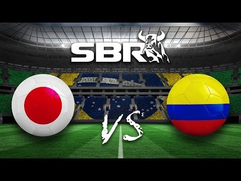 Japan vs Colombia (1-4) 24.06.14   Group C 2014 World Cup Preview