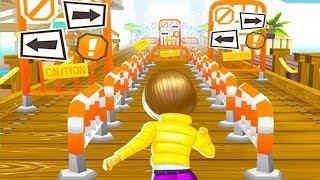 Subway Rush Runner #26 | Android Gameplay | Friction Games
