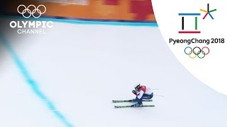 Stephanie Joffroy makes her debut in PyeongChang | Day 13 | Winter Olympics 2018 | PyeongChang