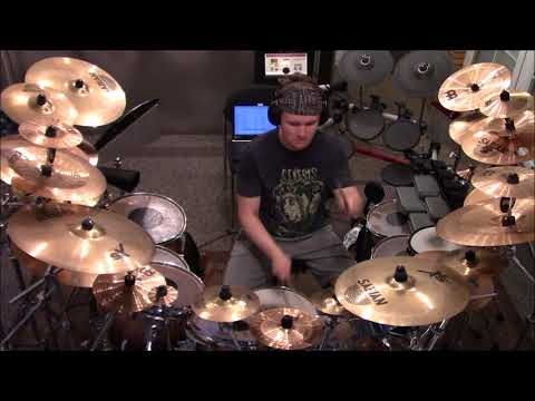 Genesis - The Cinema Show Drum Cover mp3