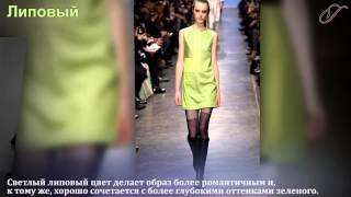 видео Какой будет модная зима 2013-2014