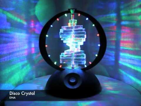 Disco Crystal DNA Light