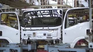Video Behind the Scenes at Isuzu Truck download MP3, 3GP, MP4, WEBM, AVI, FLV Juli 2018