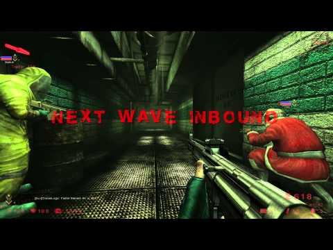 Killing Floor Gameplay: Biotics Labs: 6-Man Commando Challenge