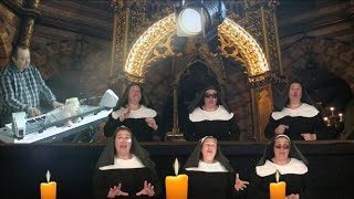 I will follow him - Sister Act. Sung by Wilma, Played by Ronald on Yamaha Tyros 4.