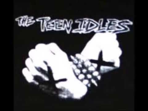 Teen Idles   @ Third Dimensions, Washington, DC, 72780
