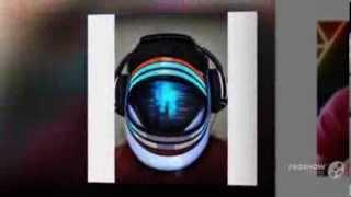Masque DJ Lumineux, Casque Daft Punk Réagit Au Son