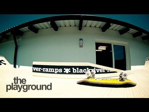 """The """"Blackriver-Ramps"""" Playground!!"""